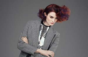 Fryzury na 2015 od Goldwell Traditional Rebels - Amber