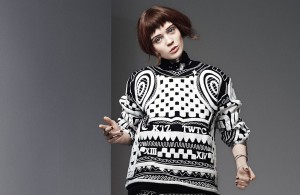 Fryzury na 2015 od Goldwell Traditional Rebels - Flo
