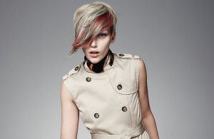 Fryzury na 2015 od Goldwell Traditional Rebels - Nastya