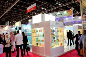 Dubai targi beautyworld 16