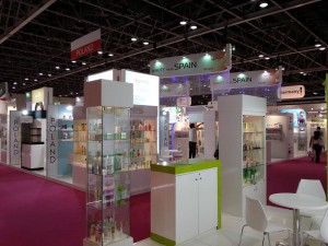Dubai targi beautyworld 3
