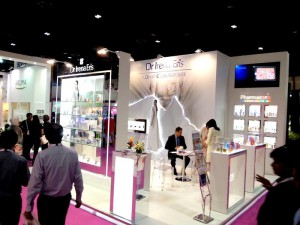 Dubai targi beautyworld 7